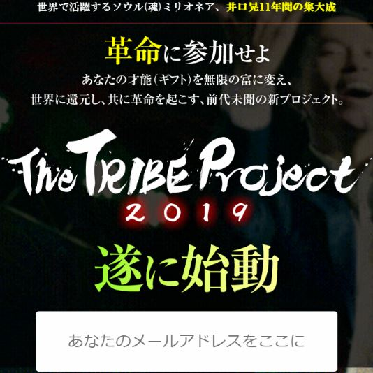 THE TRIBE PROJECT